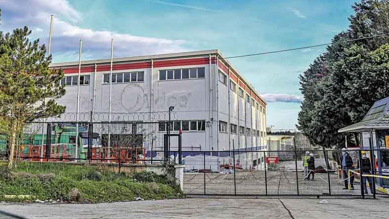 OPPO üretim tesisi