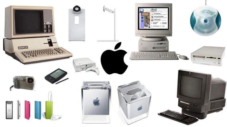 Tarihteki En Başarısız Apple Ürünleri