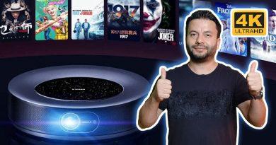 İkisi bir arada Anker Nebula Cosmos Max 4K inceleme! Anker Nebula Cosmos Max Akıllı 4K UHD Android TV Box ve ...