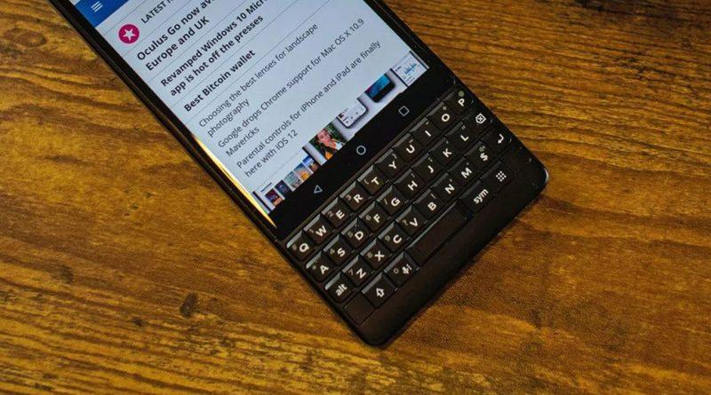 Blackberry 5G ile ilgili yeni bilgiler Uzun süredir sessizliğini koruyan BlackBerry, 2021'de 5G destekli bir tuşlu telefonu piyasaya sürmek...