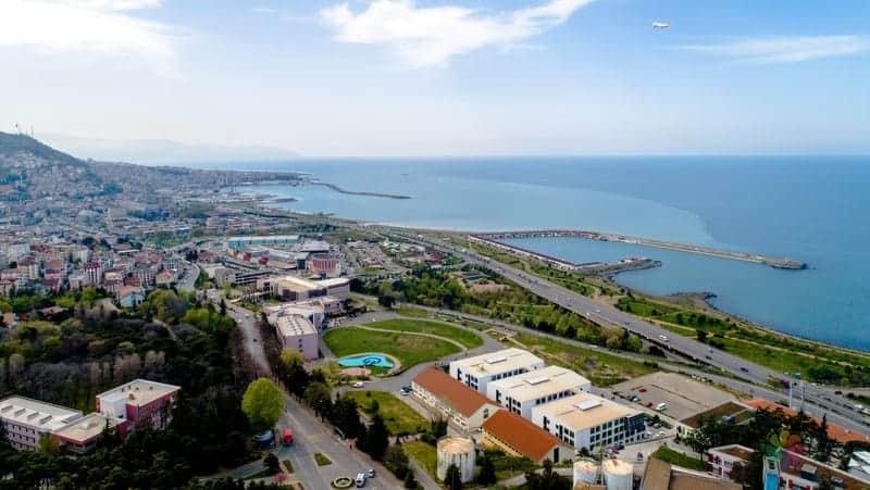 Trabzon'da nerede kalınır şehir merkezi otel tavsiyesi
