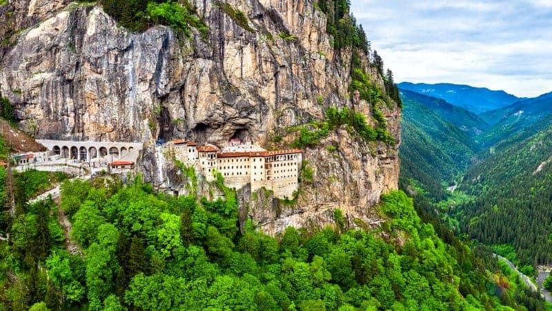 Maçka otelleri Trabzon'da konaklama