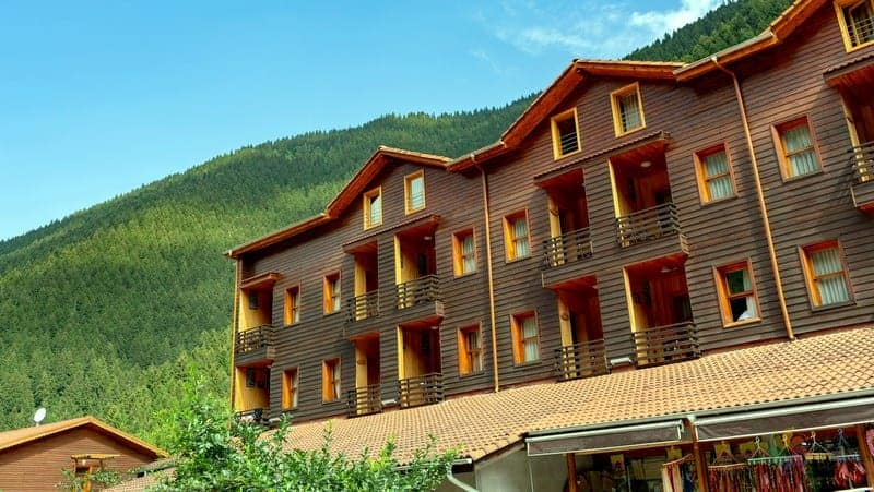 Trabzon'da konaklama internetten otelrezervasyonu