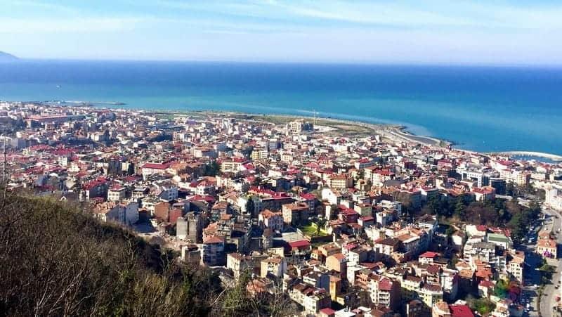 Trabzon'da konaklama rehber