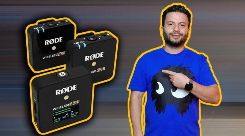 YouTuber'ların sesi Rode Wireless Go II inceleme Özellikle YouTube içerik üreticileri tarafından tercih edilen Rode Wireless Go serisinin dikkat çeken...